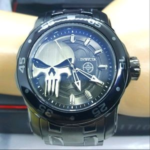 FIRM PRICE-Invicta Limited Edition Marvel Watch